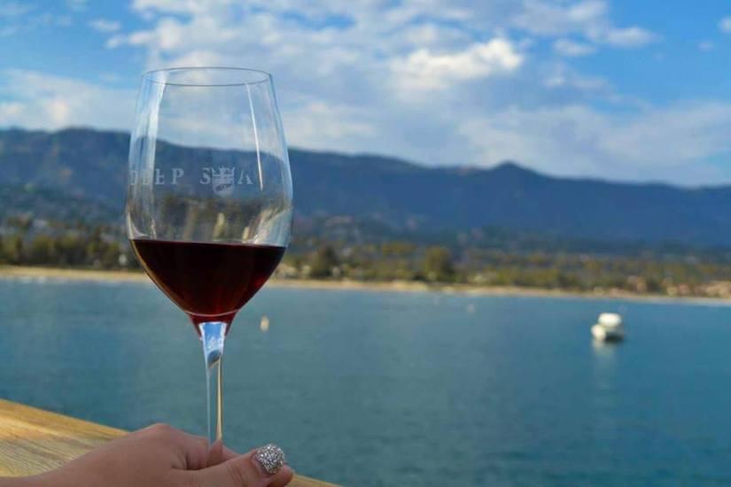 Wine on theWharf